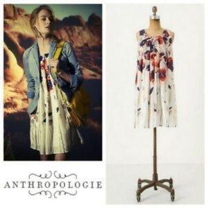 Anthropologie Isabella Sinclair Garden Party Dress
